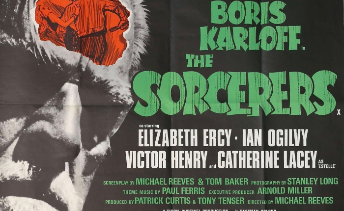 31 Days of Halloween 2020- Day 11- The Sorcerers (1967)