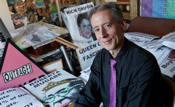 Review- Hating Peter Tatchell(2021)