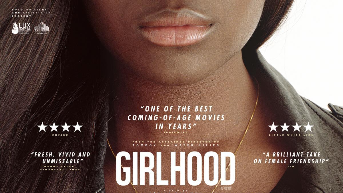 GirlhoodQuadPoster