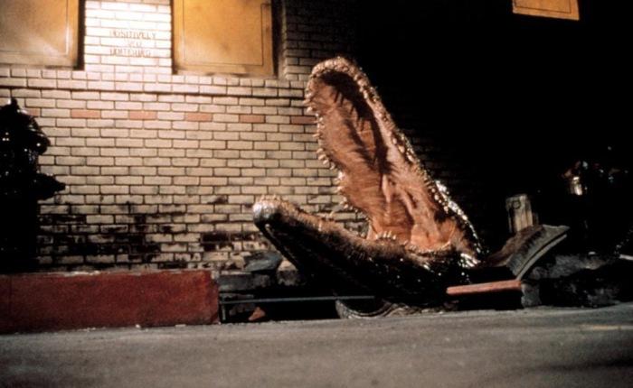 31 Days of Halloween- Day 7- Alligator(1980)