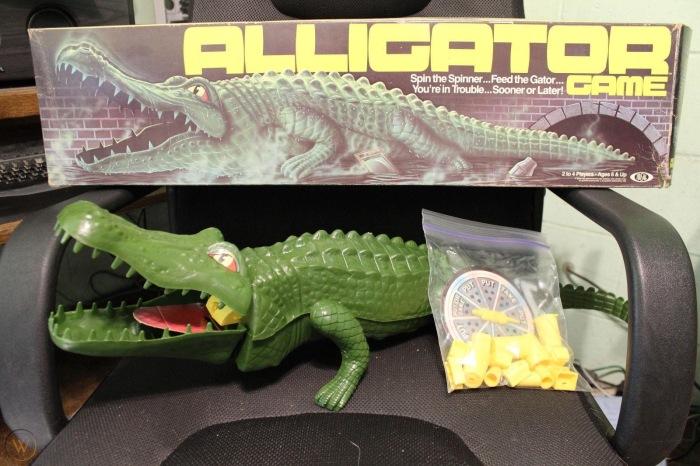 AlligatorGame
