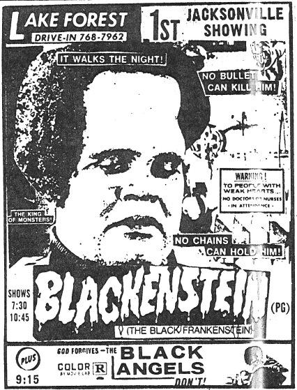 BlackensteinNewspaperAd