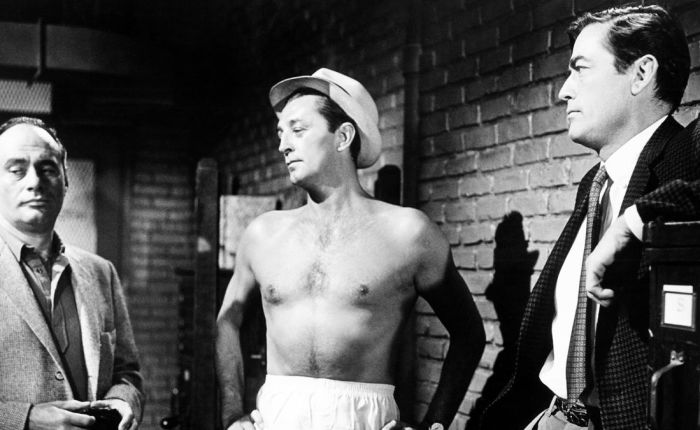 31 Days of Halloween- Day 12- Cape Fear(1962)