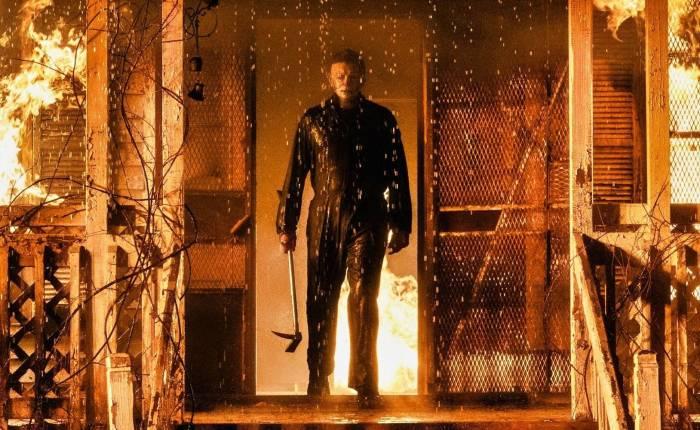 31 Days of Halloween- Day 15- Halloween Kills(2021)