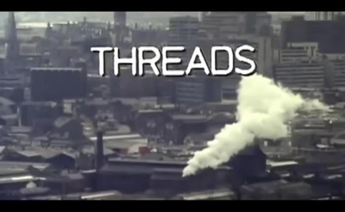 31 Days of Halloween- Day 1- Threads(1984)